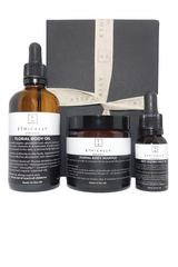 Ethically Organic Floral Gift Set