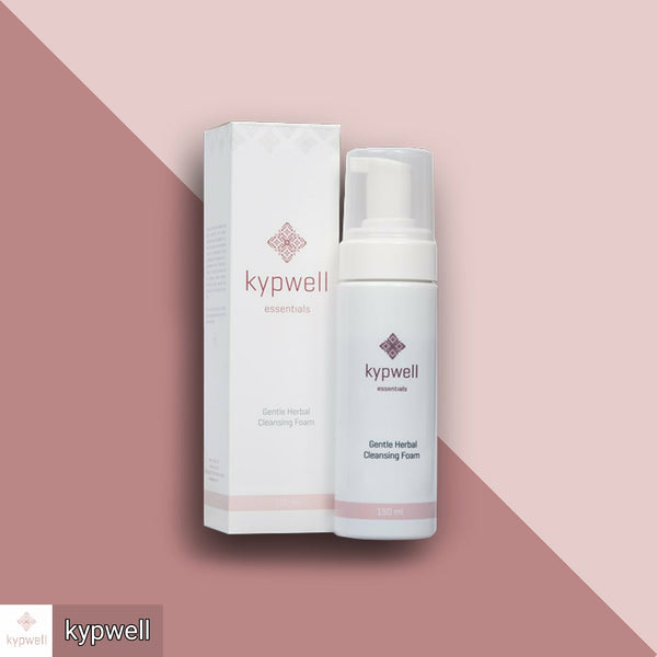 Kypwell Gentle Herbal Cleansing Foam