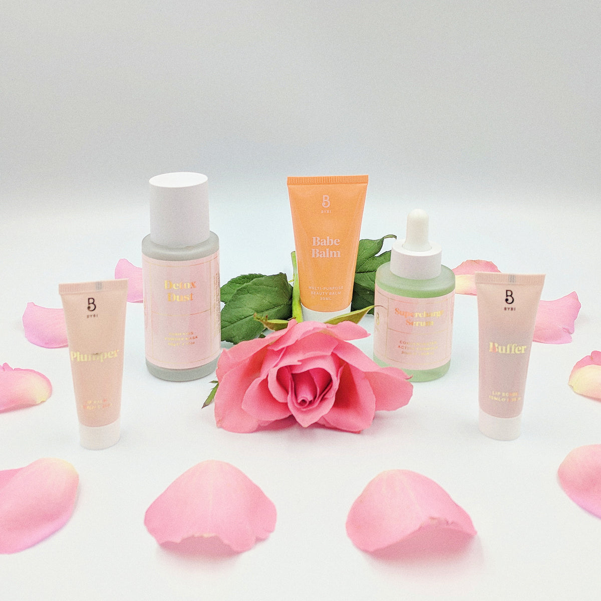 BYBI Beauty natural skincare