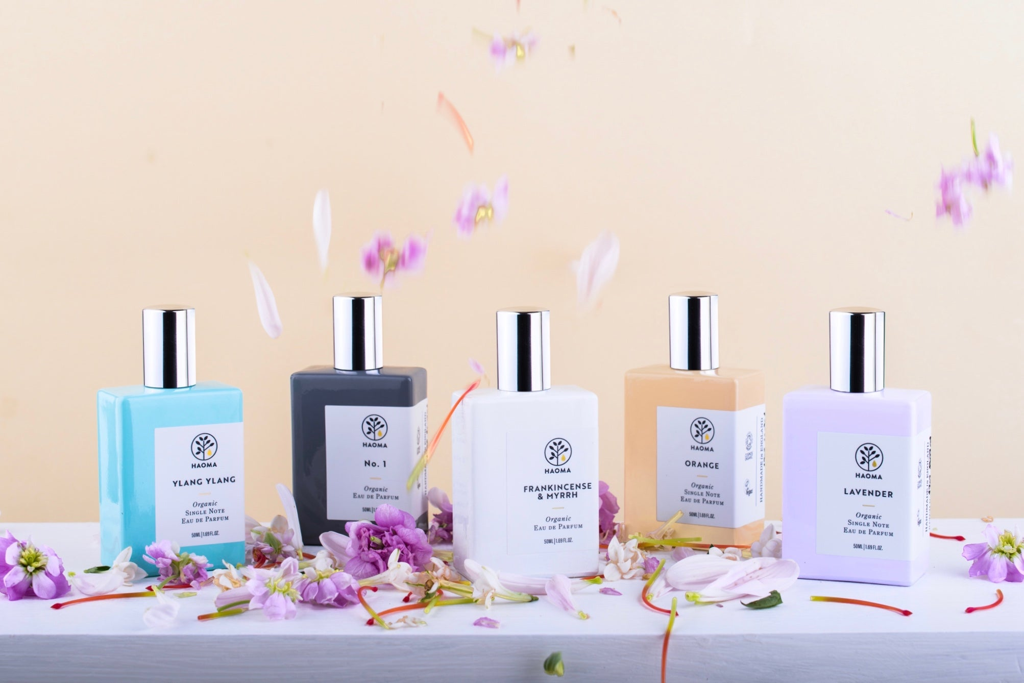 Valentines Day gift ideas. Haoma Natural and Organic Perfumes