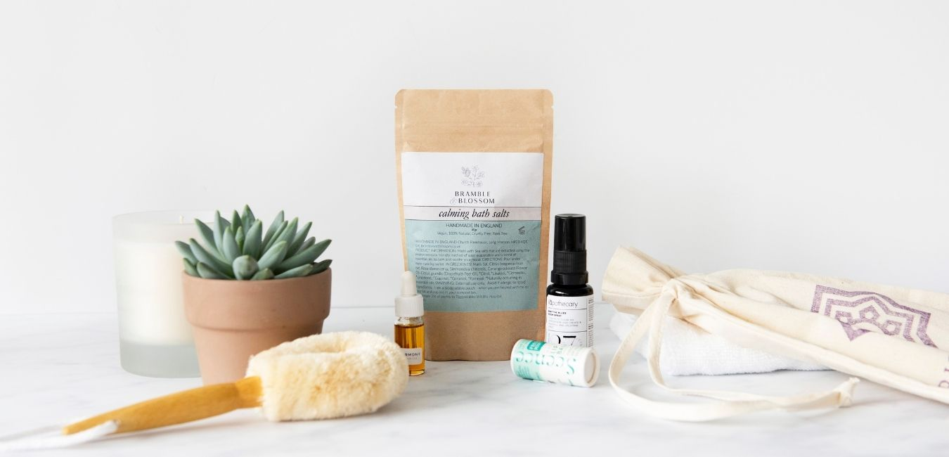 Valentines Day gift ideas. Origins of Beauty Selfcare Ritual Kit