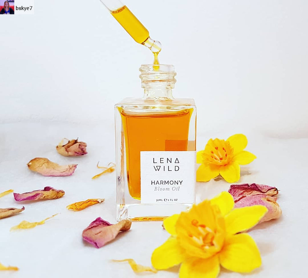 LENA WILD Harmony Bloom Face Oil