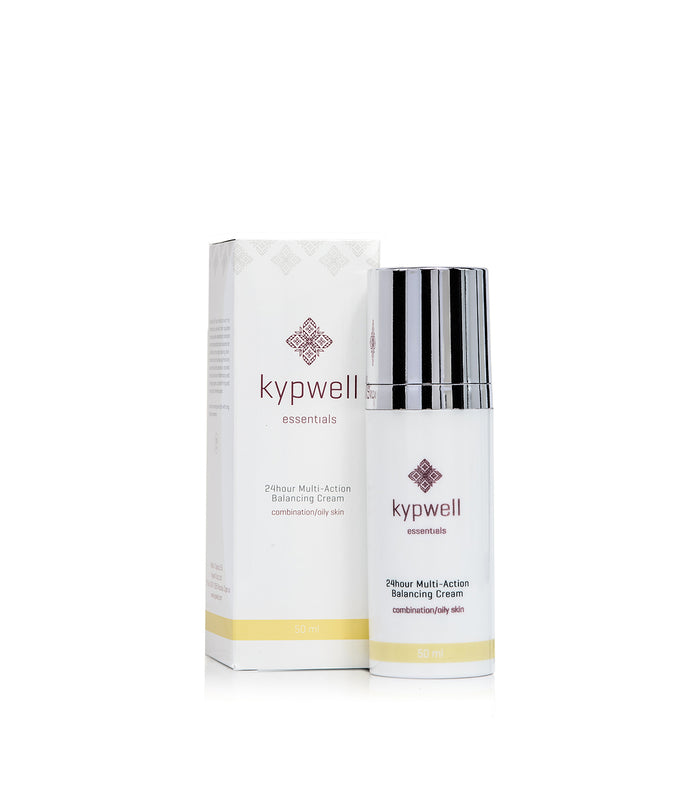 Kypwell 24 Hour Multi Action Balancing Cream - 50ml Origins of Beauty 'Guilt Free Beauty and Wellbeing'