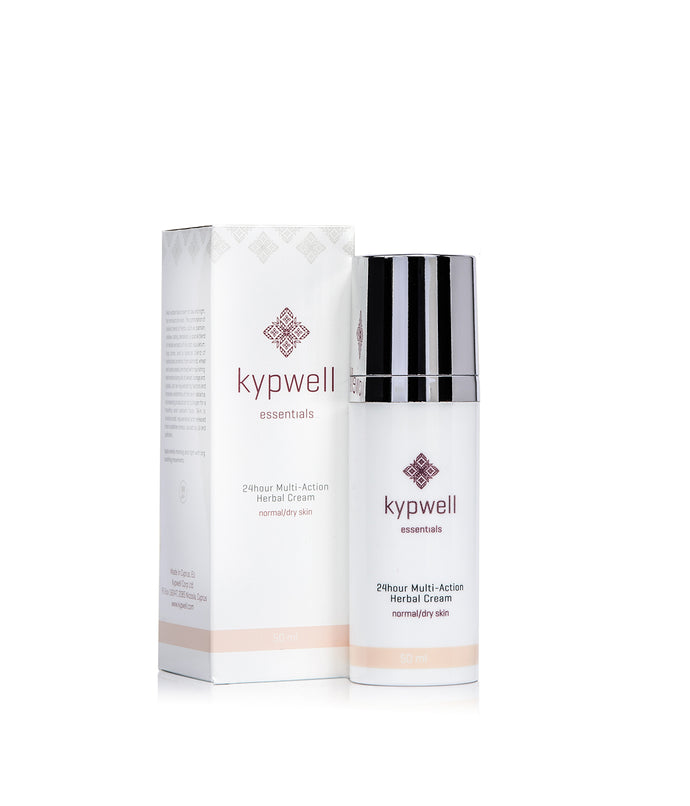 Kypwell 24 Hr Multi Action Herbal Cream - 50ml - Origins of Beauty 'Guilt Free Beauty and Wellbeing'