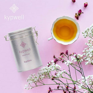 Kypwell KypSlim Organic Herbal Tea - Slimming - Origins of Beauty 'Guilt Free Beauty and Wellbeing'