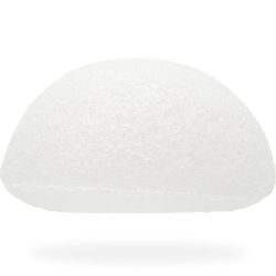 The Konjac Sponge Company 100% Pure Konjac Facial Puff Sponge Origins of Beauty 'Guilt Free Beauty and Wellbeing'