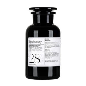 Ilāpothecary Magnesium and Amethyst Deep Relax Bath Soak - 400g Origins of Beauty 'Guilt Free Beauty and Wellbeing'