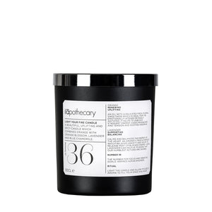 Ilāpothecary Light Your Fire Candle - 300ml - Origins of Beauty 'Guilt Free Beauty and Wellbeing'