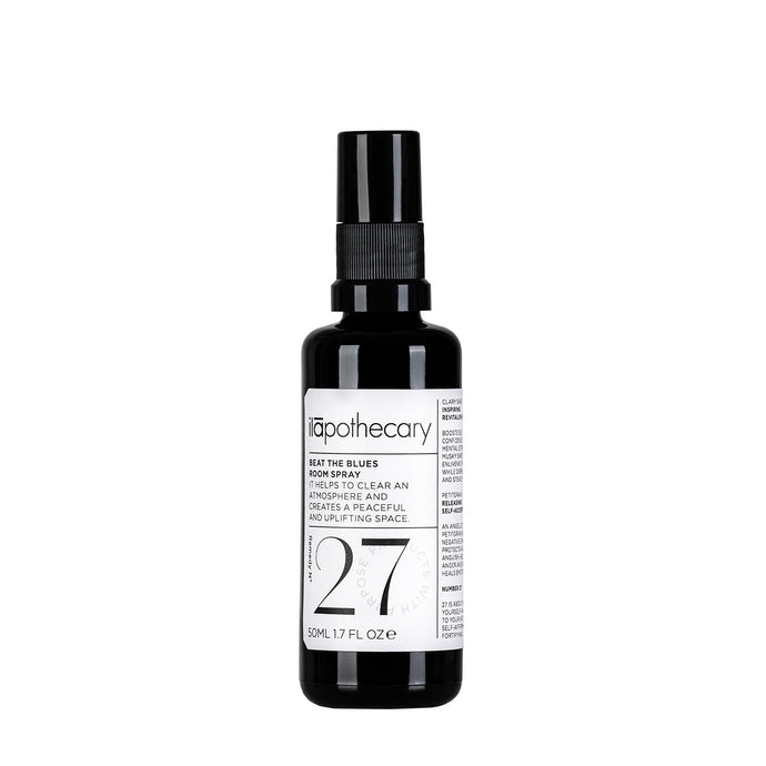 Ilāpothecary Beat the Blues Room Spray - 15ml & 50ml - Origins of Beauty 'Guilt Free Beauty and Wellbeing'