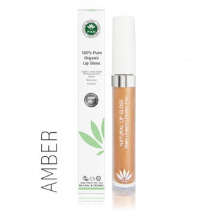 PHB 100% Pure Organic Lip Gloss - Origins of Beauty 'Guilt Free Beauty and Wellbeing'