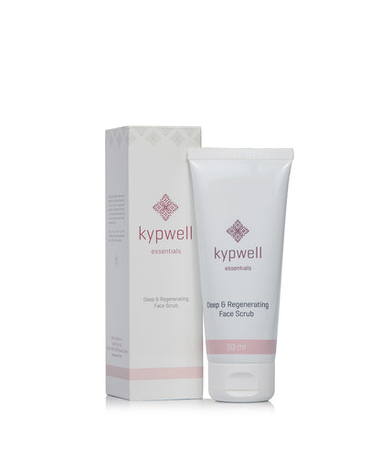 Kypwell Deep and Regenerating Face Scrub 50ml