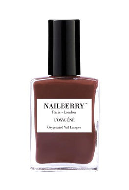 Nailberry L'oxygéné 15ml - Dial M for Maroon Origins of Beauty 'Guilt Free Beauty and Wellbeing'