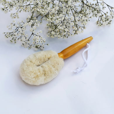 ELYTRUM Facial Glow Brush  Body Brush Origins of Beauty 'Guilt Free Beauty and Wellbeing'
