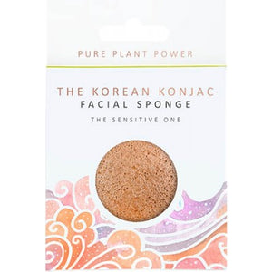 The Konjac Sponge Company Elements Air - Chamomile and Pink Clay - Origins of Beauty 'Guilt Free Beauty and Wellbeing'
