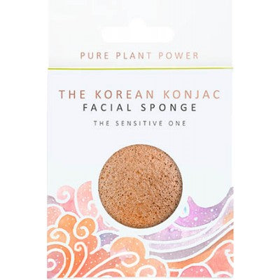 The Konjac Sponge Company Elements Air - Chamomile and Pink Clay Origins of Beauty 'Guilt Free Beauty and Wellbeing'