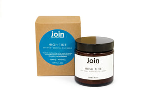 Join Apothecary High Tide Scented Soy Wax Candle - Origins of Beauty 'Guilt Free Beauty and Wellbeing'