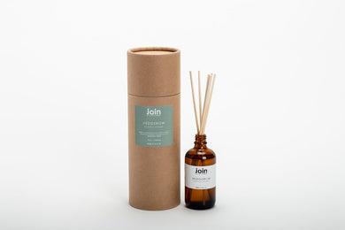 Join Luxury Essential Oil Botanical Diffuser 98ml - Hedgerow Origins of Beauty 'Guilt Free Beauty and Wellbeing'