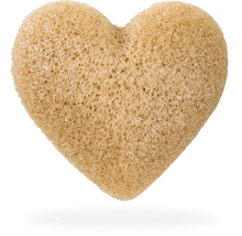 The Konjac Sponge Company K-Sponge Heart Green Tea Origins of Beauty 'Guilt Free Beauty and Wellbeing'