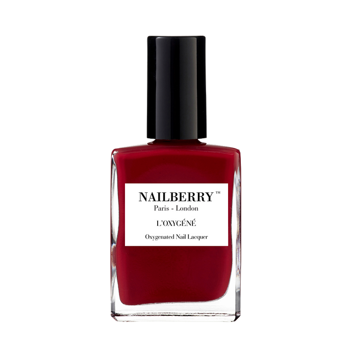 Nailberry L'oxygéné 15ml - Le Temps Des Cerises Origins of Beauty 'Guilt Free Beauty and Wellbeing'