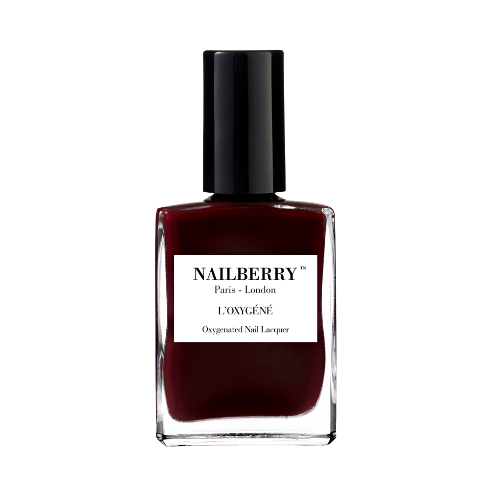 Nailberry L'oxygéné 15ml - Noiberry - Origins of Beauty 'Guilt Free Beauty and Wellbeing'