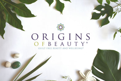 Gift Card Origins of Beauty 'Guilt Free Beauty and Wellbeing'