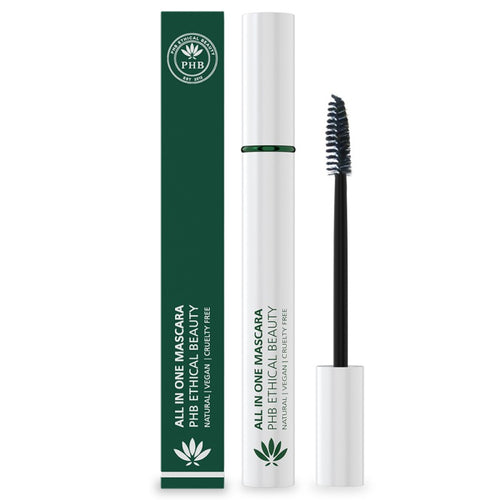 PHB All in One Natural Mascara - Origins of Beauty 'Guilt Free Beauty and Wellbeing'