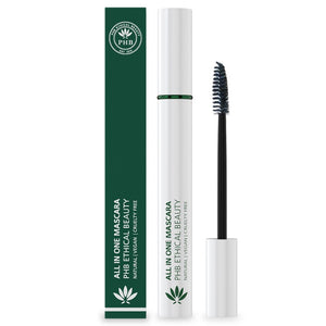 PHB All in One Natural Mascara Origins of Beauty 'Guilt Free Beauty and Wellbeing'