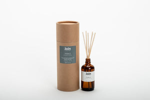 Join Luxury Essential Oil Botanical Diffuser 98ml - Pebble - Origins of Beauty 'Guilt Free Beauty and Wellbeing'