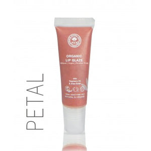 PHB 100% Pure Organic Lip Glaze - Origins of Beauty 'Guilt Free Beauty and Wellbeing'