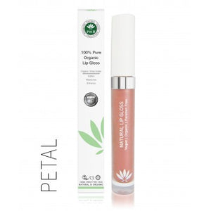 PHB 100% Pure Organic Lip Gloss Origins of Beauty 'Guilt Free Beauty and Wellbeing'