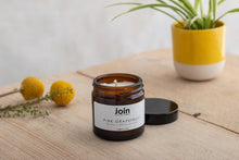 Join Apothecary Pink Grapefruit Scented Soy Wax Candle Origins of Beauty 'Guilt Free Beauty and Wellbeing'