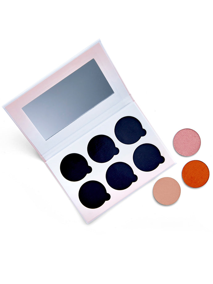 Nicmac Beauty Nic & Mix Palette Origins of Beauty 'Guilt Free Beauty and Wellbeing'