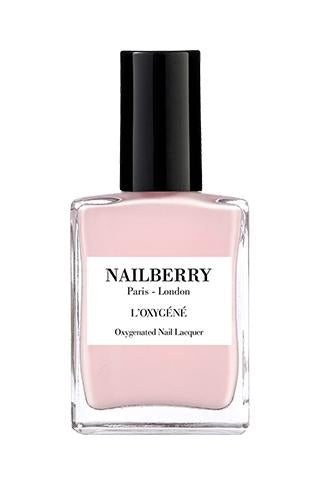 Nailberry L'oxygene 15ml - Rose Blossom - Origins of Beauty 'Guilt Free Beauty and Wellbeing'