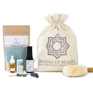 Origins of Beauty Selfcare Ritual Kit Origins of Beauty 'Guilt Free Beauty and Wellbeing'
