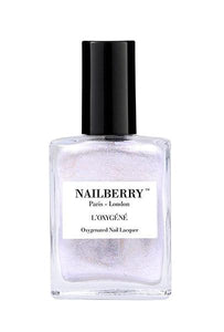 Nailberry L'oxygéné 15ml - Star Dust - Origins of Beauty 'Guilt Free Beauty and Wellbeing'
