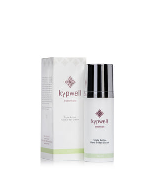Kypwell Triple Action Hand and Nail Cream - - Origins of Beauty 'Guilt Free Beauty and Wellbeing'