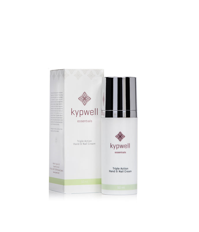 Kypwell Triple Action Hand and Nail Cream - Origins of Beauty 'Guilt Free Beauty and Wellbeing'