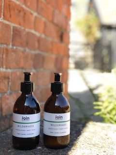 Join Handcrafted London Hand and Body Lotion - Wilderness Origins of Beauty 'Guilt Free Beauty and Wellbeing'