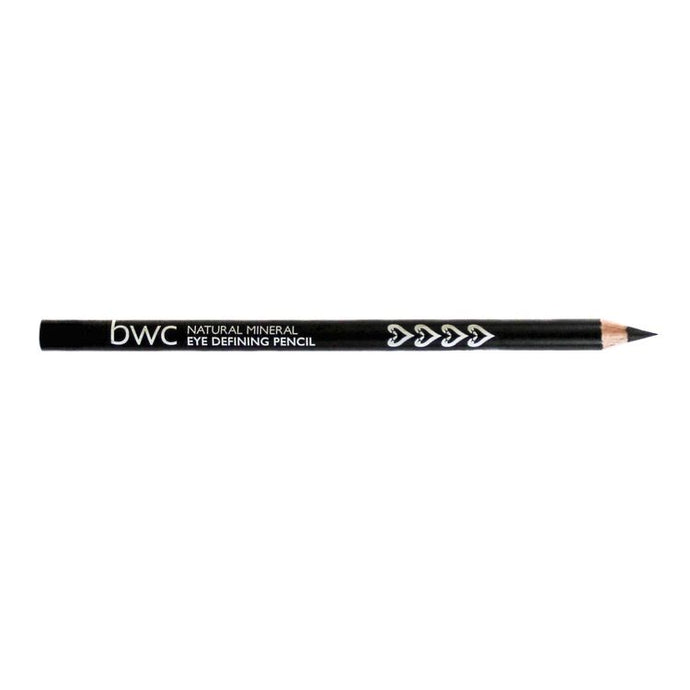 BWC Eye Defining Pencil 1.5g - Black Origins of Beauty 'Guilt Free Beauty and Wellbeing'