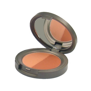 BWC Mineral Duo Blusher Pressed 4g - Caramel Fudge - Origins of Beauty 'Guilt Free Beauty and Wellbeing'