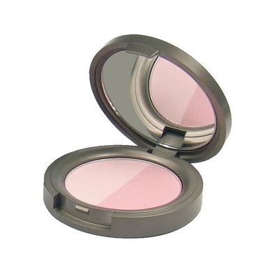BWC Mineral Duo Pressed Blusher 4g -Pink Blush - Origins of Beauty 'Guilt Free Beauty and Wellbeing'