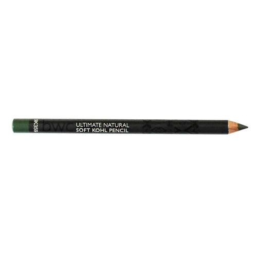 BWC Super Soft Kohl Pencil 1.5g - Cedar Green - Origins of Beauty 'Guilt Free Beauty and Wellbeing'