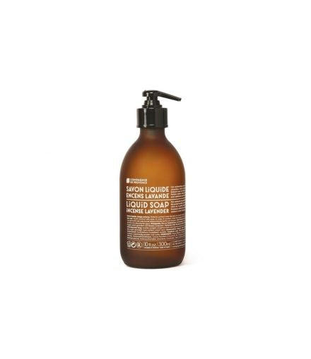 Compagnie De Provence Version Original Liquid Marseille Soap 300ml - Incense Lavender Origins of Beauty 'Guilt Free Beauty and Wellbeing'