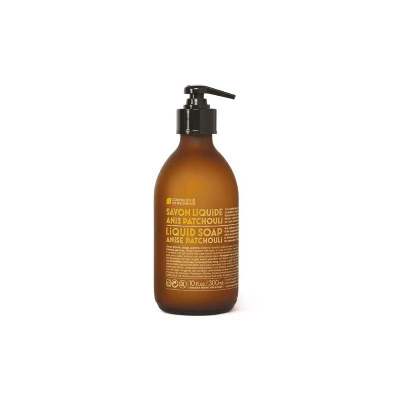 COMPAGNIE DE PROVENCE: 300ml VERSION ORIGINALE Liquid Marseille Soap - Anise Patchouli - Origins of Beauty 'Guilt Free Beauty and Wellbeing'