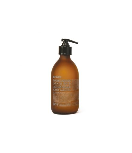 Compagnie De Provence Version Original Liquid Marseille Soap 300ml -Jasmin Noir  Body, Liquid Body Wash, Liquid Hand Wash Origins of Beauty 'Guilt Free Beauty and Wellbeing'