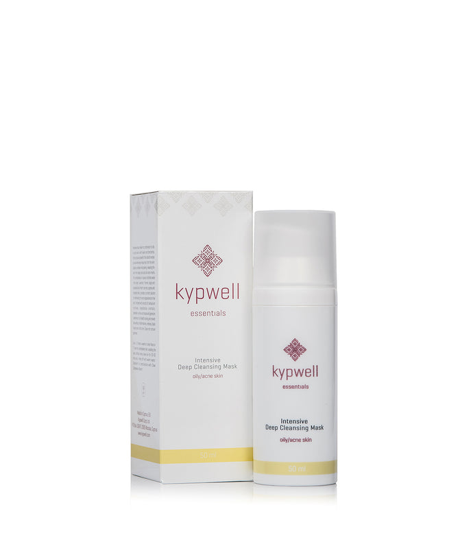Kypwell Intensive Deep Cleansing Herbal Mask - 50ml - Origins of Beauty 'Guilt Free Beauty and Wellbeing'