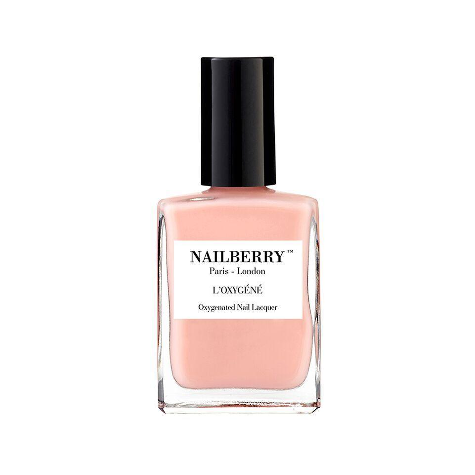 Nailberry L'oxygene 15ml - A Touch of Powder - Origins of Beauty 'Guilt Free Beauty and Wellbeing'