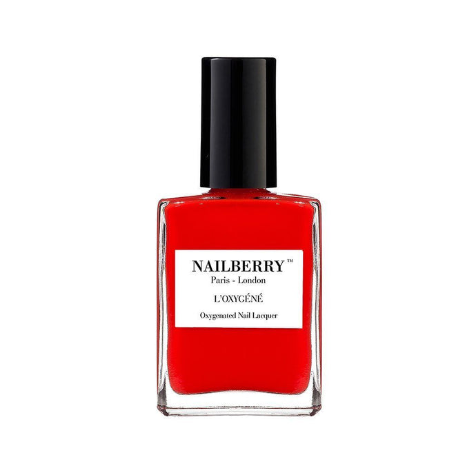 Nailberry L'oxygene 15ml - Cherry Cherie - Origins of Beauty 'Guilt Free Beauty and Wellbeing'