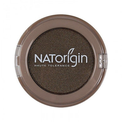 NATorigin Pressed Powder Eyeshadow 2.5g - Brown Origins of Beauty 'Guilt Free Beauty and Wellbeing'