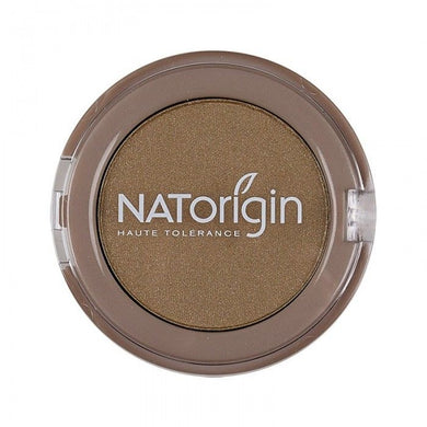NATorigin Pressed Powder Eyeshadow 2.5g - Golden - Origins of Beauty 'Guilt Free Beauty and Wellbeing'